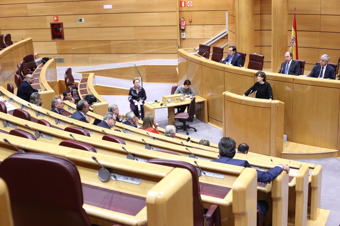 El Senado prevé mantener la comisión del 155 aunque las medidas aplicadas decaigan cuando haya Gobierno en Cataluña