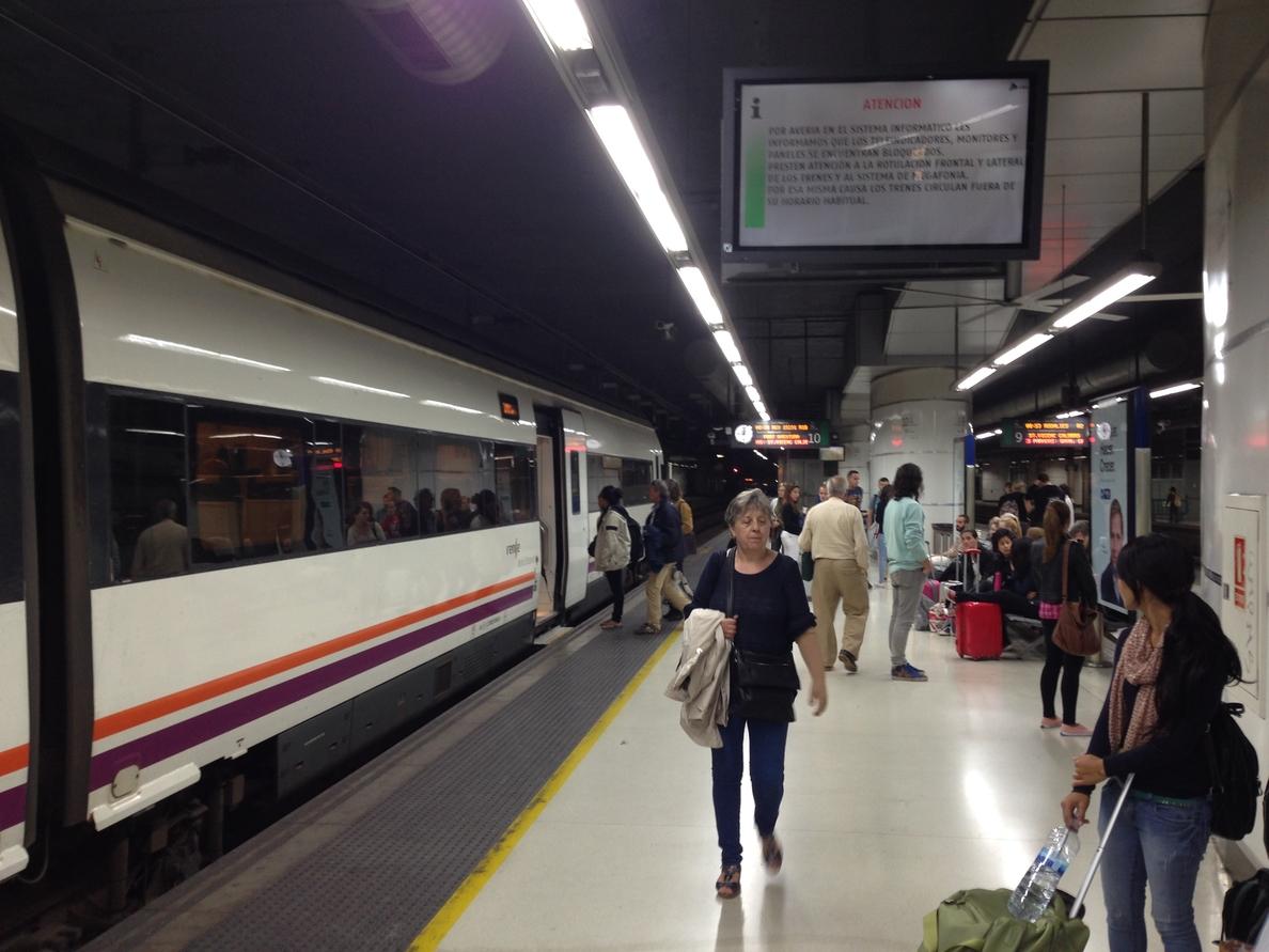 (AMP.) PP y Cs acuerdan 35 millones para inversiones al transporte en Madrid, Bacelona, Valencia y Sevilla