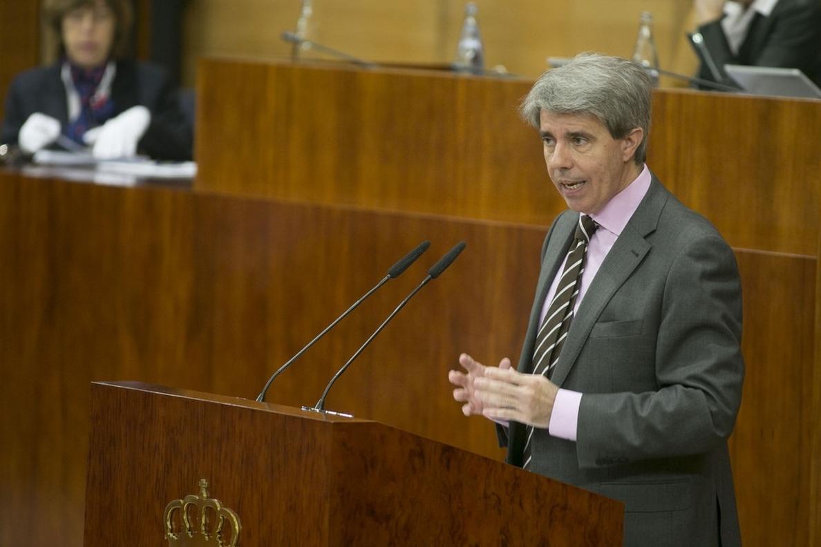 Arranca la primera jornada del debate de investidura del nuevo presidente de la Comunidad de Madrid
