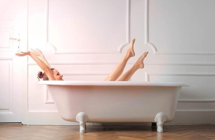 10 tips para mejorar nuestra salud gracias al baño diario