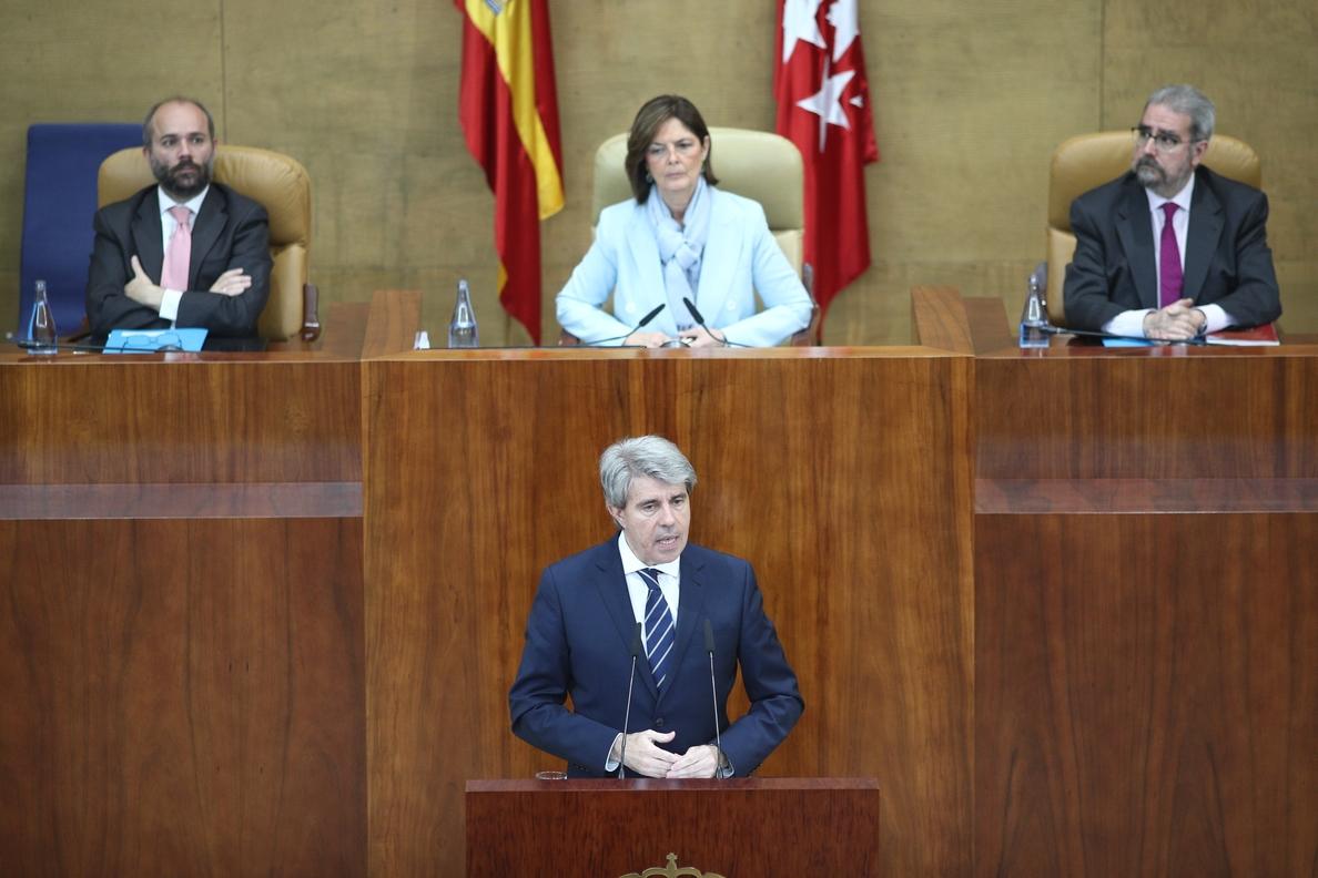 Garrido defiende la «experiencia y estabilidad» del PP: «No podemos permitirnos giros bruscos ni fórmulas radicales»