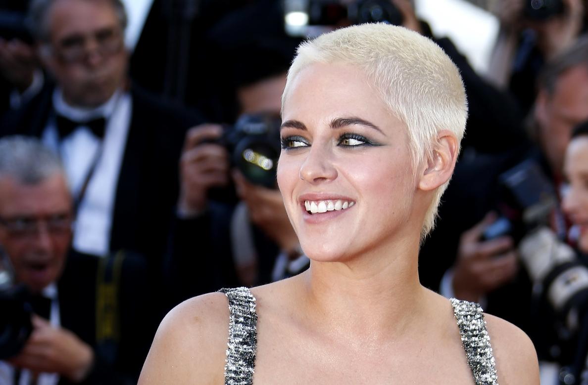 Kristen Stewart rompe moldes en Cannes