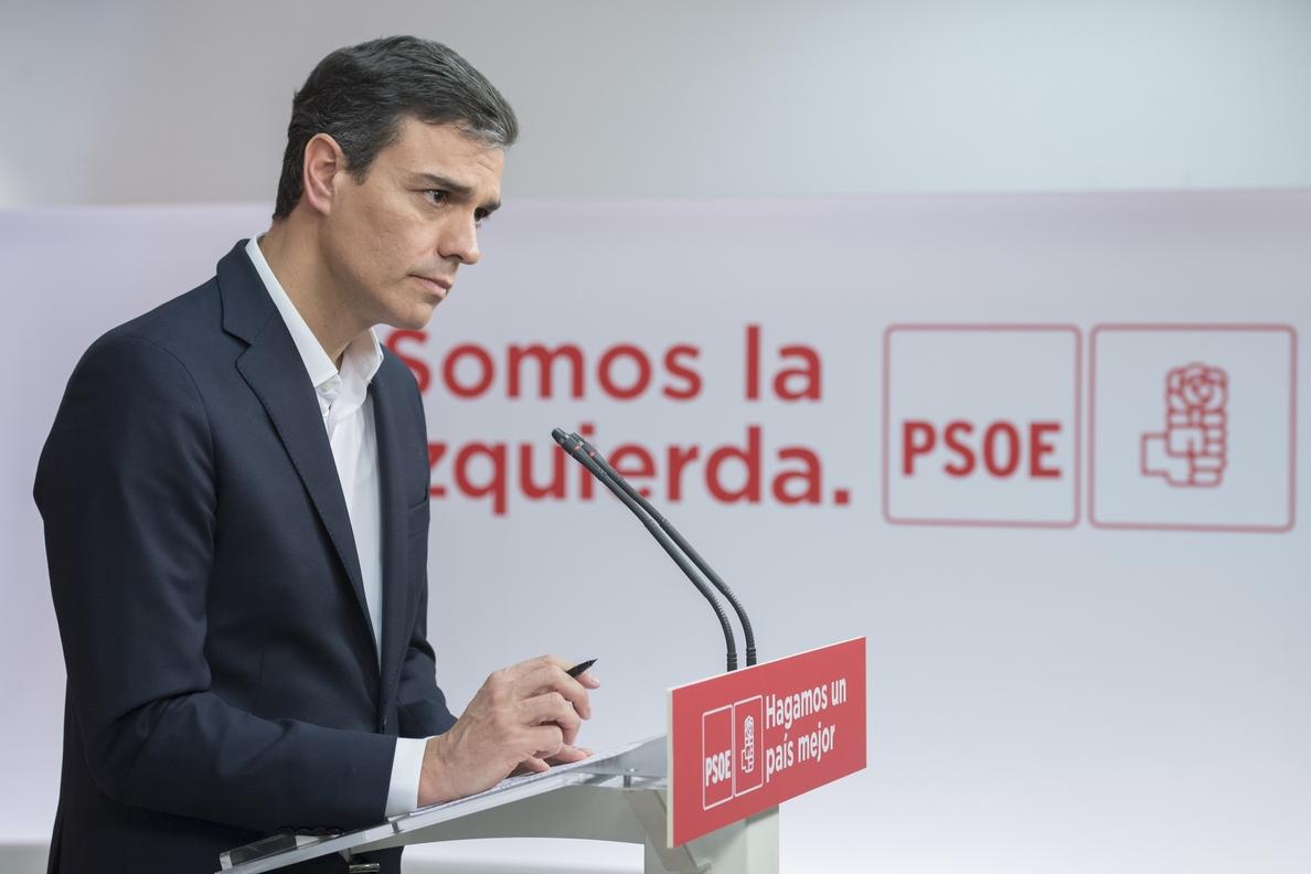 El PSOE buscará un pacto con el PP para renovar las direcciones del Banco de España y del CGPJ