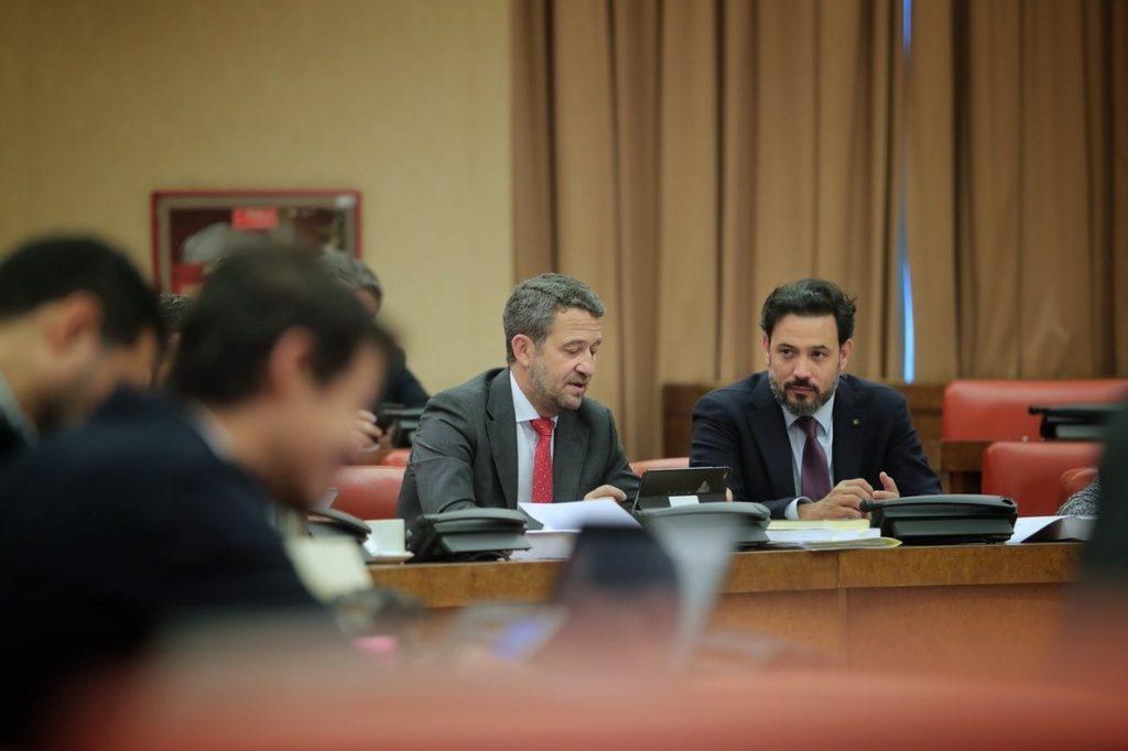 Los Presupuestos pasan al Pleno del Congreso tras sumar 245 enmiendas de PP y sus socios presupuestarios
