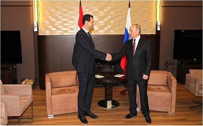 Putin y Al Assad se reúnen en Sochi y destacan los avances en la lucha contra el «terrorismo» en Siria
