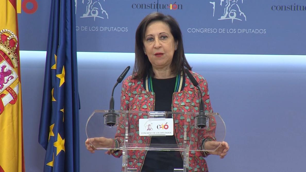Robles (PSOE) inicia conversaciones con Catalá para actualizar el delito de rebelión y regular las tomas de posesión