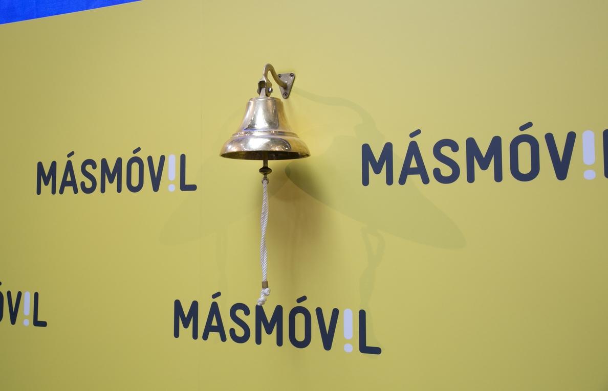Los directivos de MásMóvil logran 57,2 millones con la venta de un 2,4% de la compañía