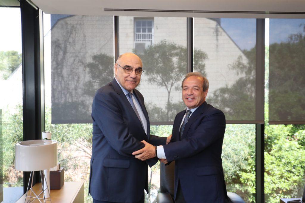 (AMP 2) Marcelino Fernández Verdes accede a la Presidencia de Abertis tras la OPA