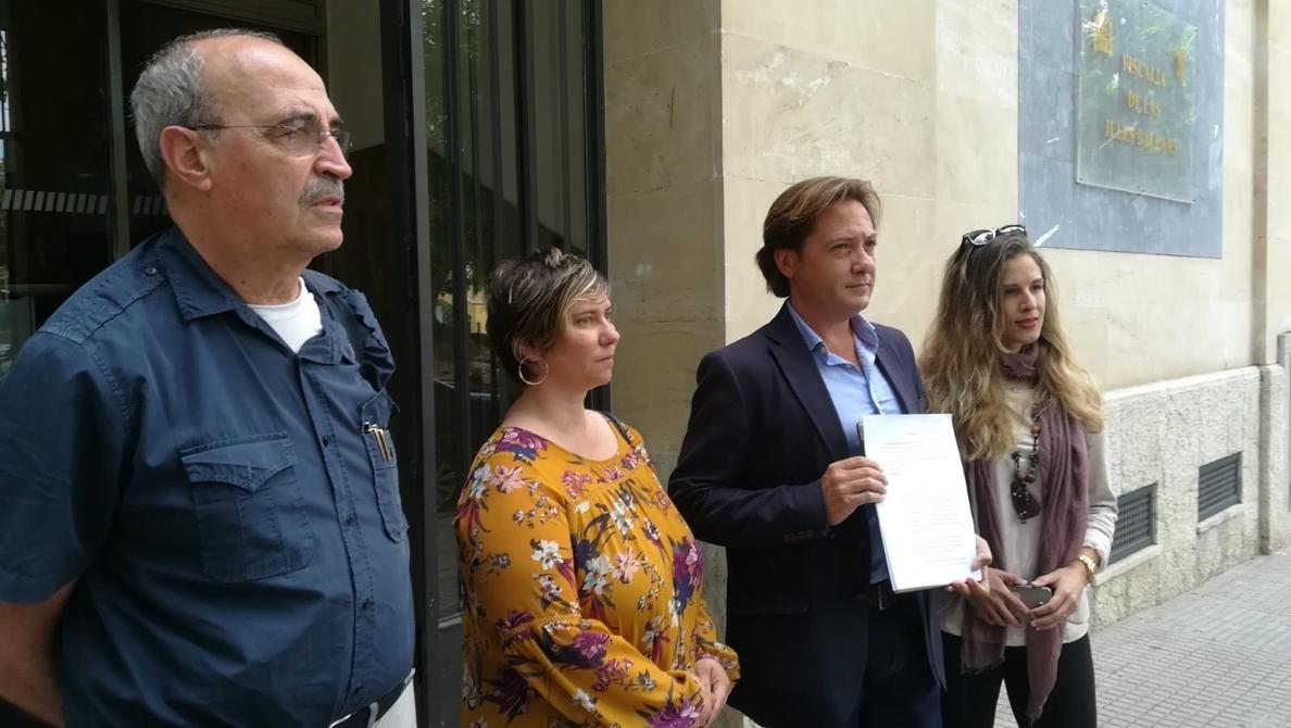 Actúa Baleares denuncia a Valtonyc en Fiscalía por presuntamente animar a matar guardias civiles durante un concierto