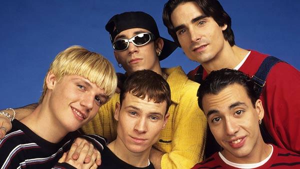 Así han cambiado los Backstreet Boys en su regreso a los escenarios