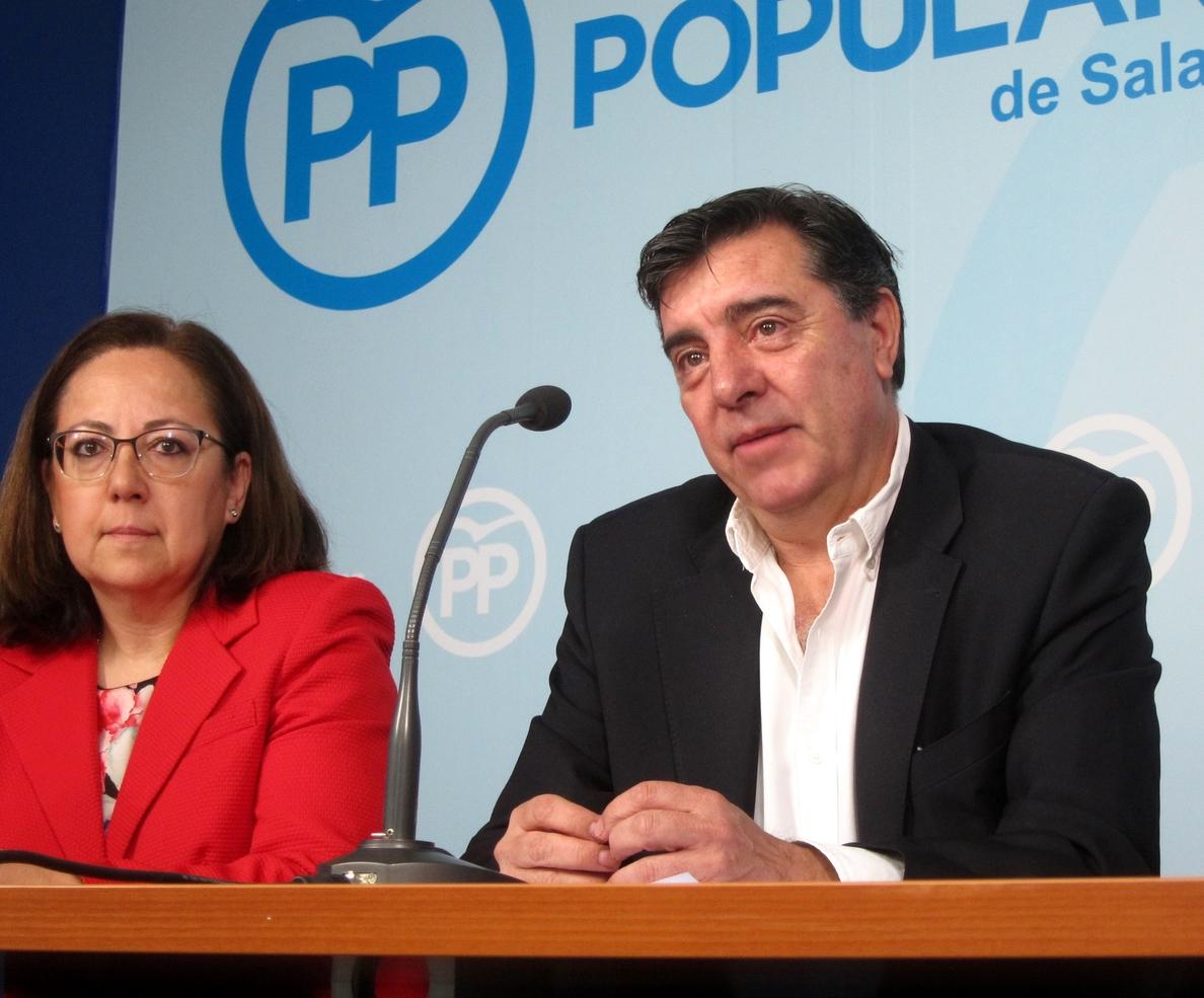 Bermúdez de Castro (PP) cree que Casado «ha dado las explicaciones suficientes»