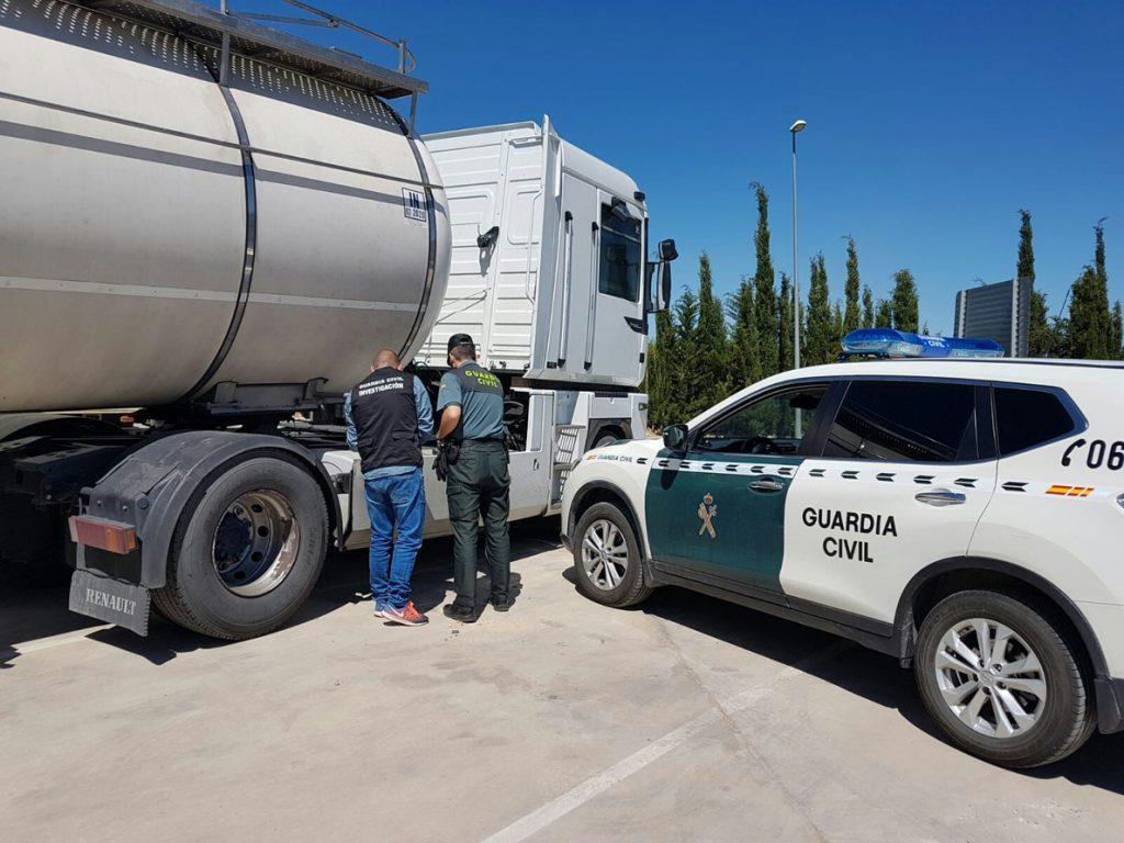 La CEP acusa a Interior de «no hacer su trabajo» para frenar el tráfico de drogas en Campo de Gibraltar