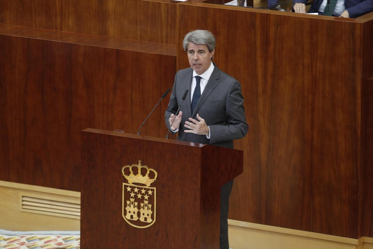 Garrido recuerda a Cs la «responsabilidad común» con el PP: «Evitar que Madrid caiga en manos de opciones radicales»