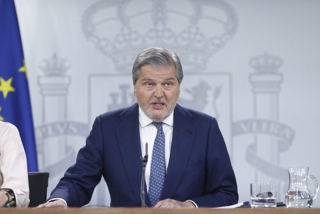 El Gobierno se abre a estudiar las propuestas de PSOE y Cs para las tomas de posesión y que prófugos no sean candidatos