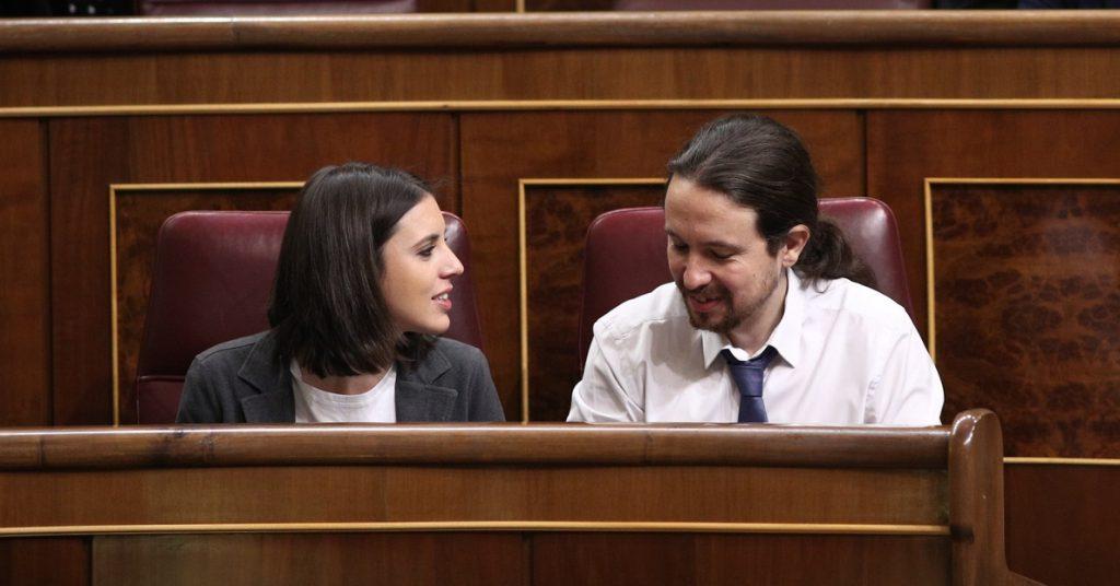 Iglesias y Montero ya han actualizado sus declaraciones de bienes del Congreso incluyendo la compra de su chalé