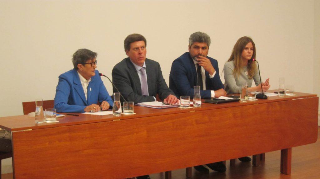 Juan Carlos Quer dice que los defensores de la prisión permanente revisable responden al «sentido común» no a ideologías
