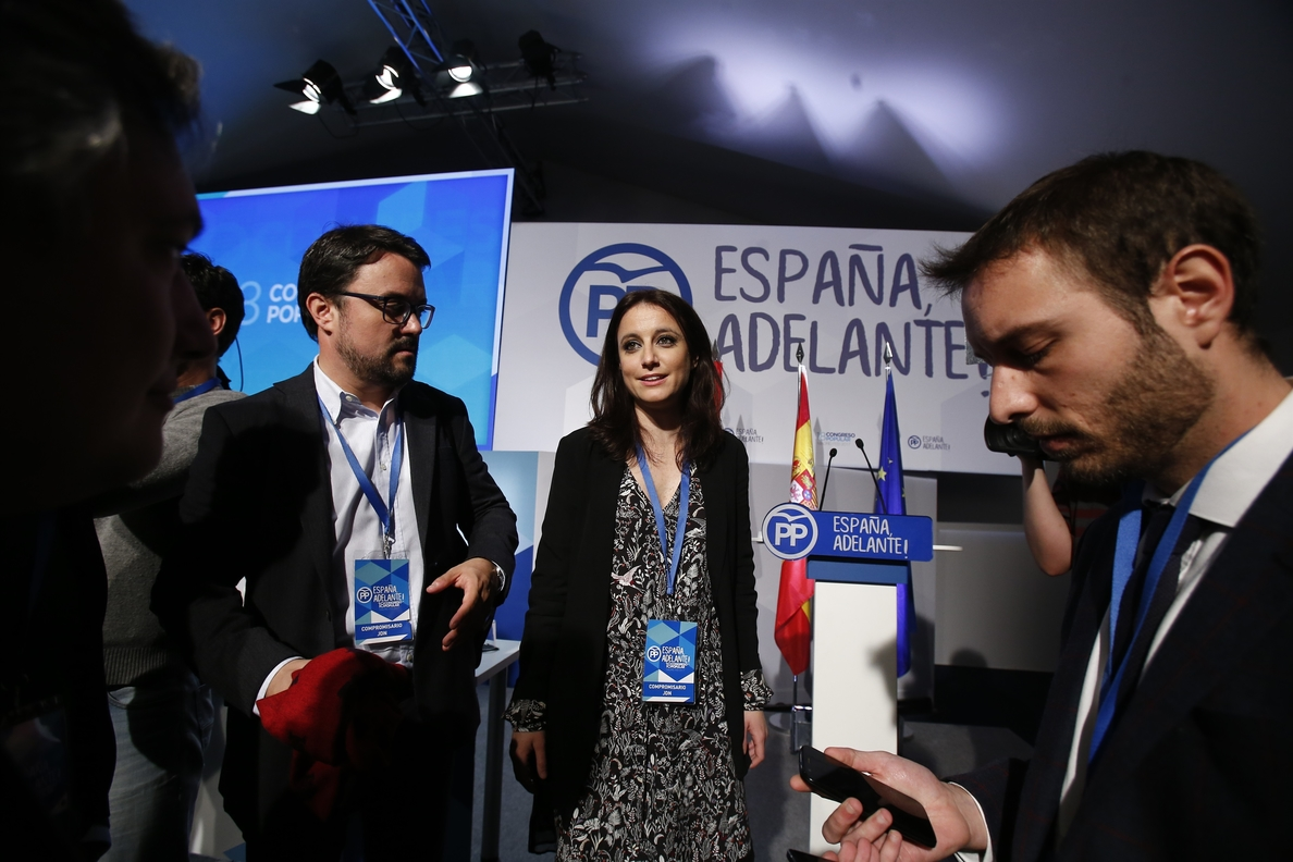 Levy (PP): «Pablo Casado tiene mi confianza y lo más importante, mi amistad»