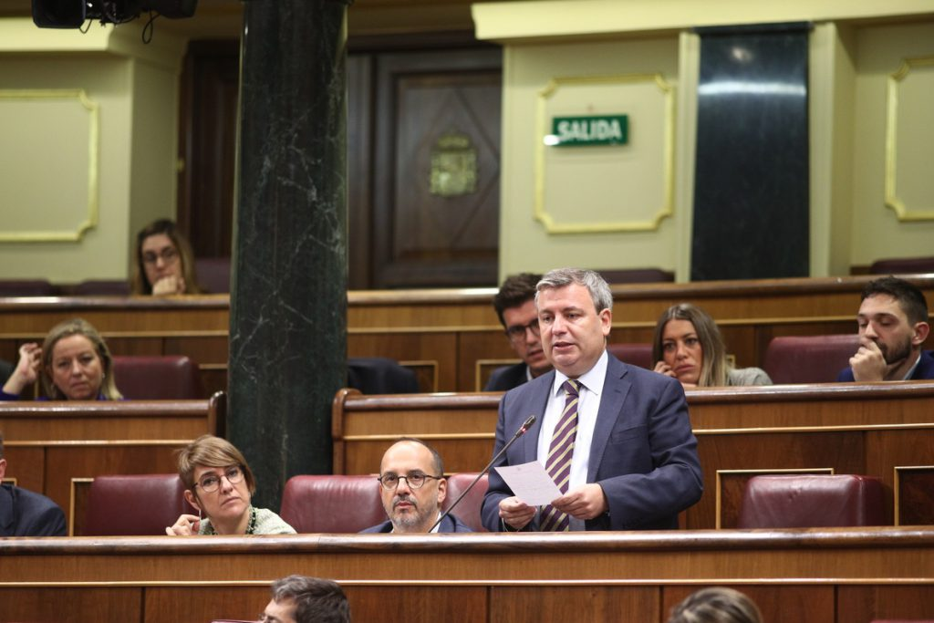 El PDeCAT pide la comparecencia de Rajoy en el Pleno del Congreso por su ausencia de la cumbre de la UE y los Balcanes