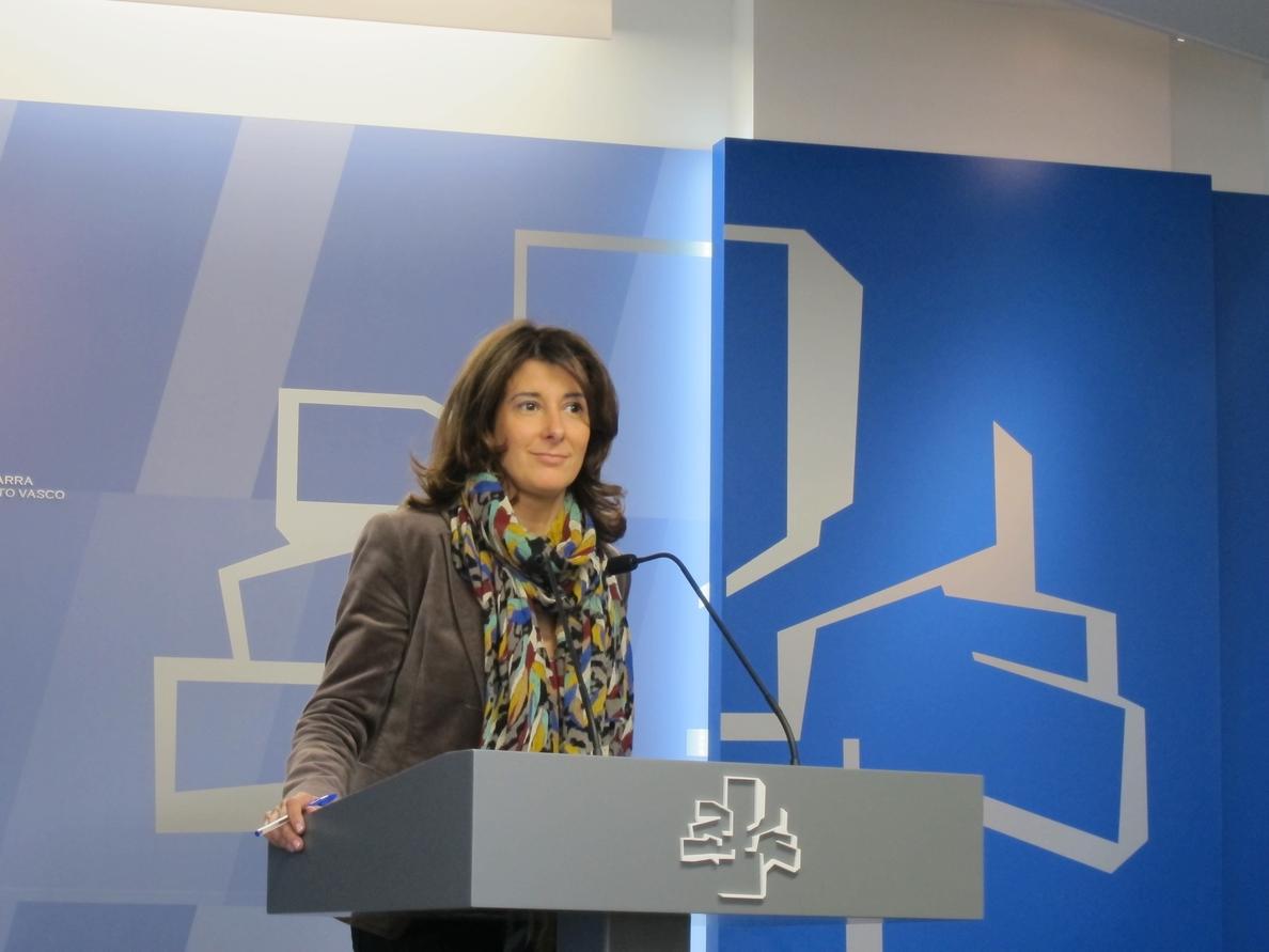 PP vasco dice que «parece que el PNV va a actuar con responsabilidad» y que los PGE se aprobarán la próxima semana