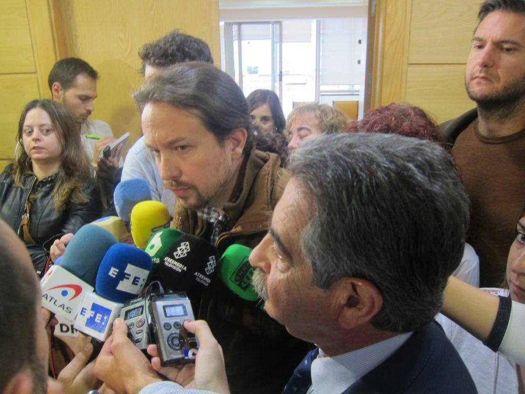 Revilla cree que Pablo Iglesias «ha perdido la coherencia» al comprarse el chalé: «Se ha consumido»