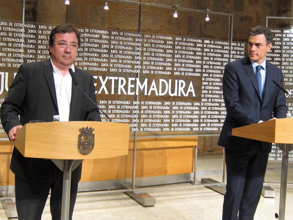 Vara cree «valiente» la idea de Pedro Sánchez de incluir el paro estructural como indicador de financiación autonómica