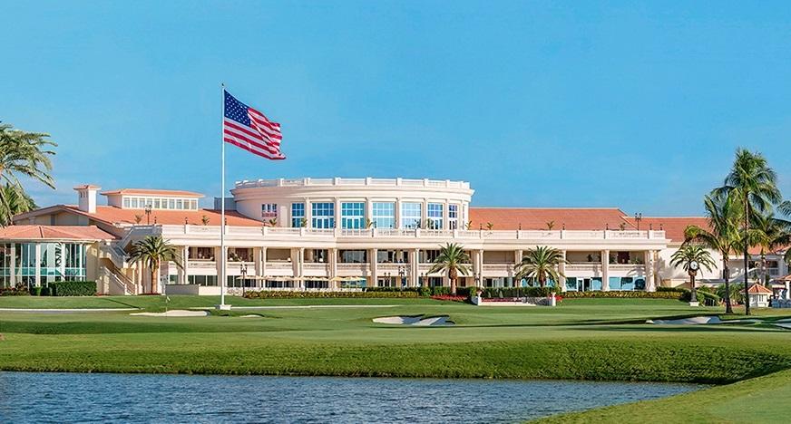Al menos un detenido tras un tiroteo en un club de golf de Florida propiedad de Donald Trump