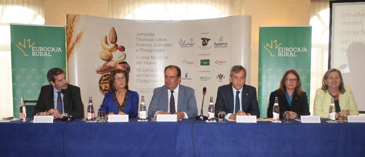 La producción de cereal aumenta en España un 40% respecto al 2017, según la Asociación Española de Lonjas
