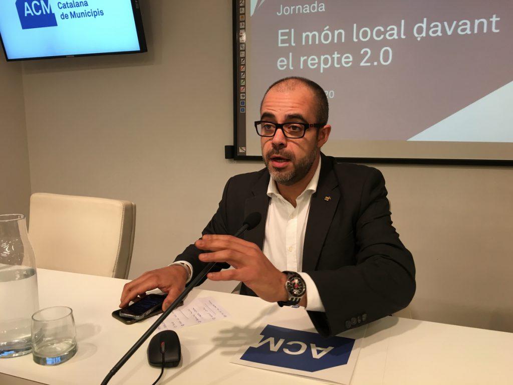 Buch afirma que «será un honor trabajar al servicio de la libertad de Cataluña»