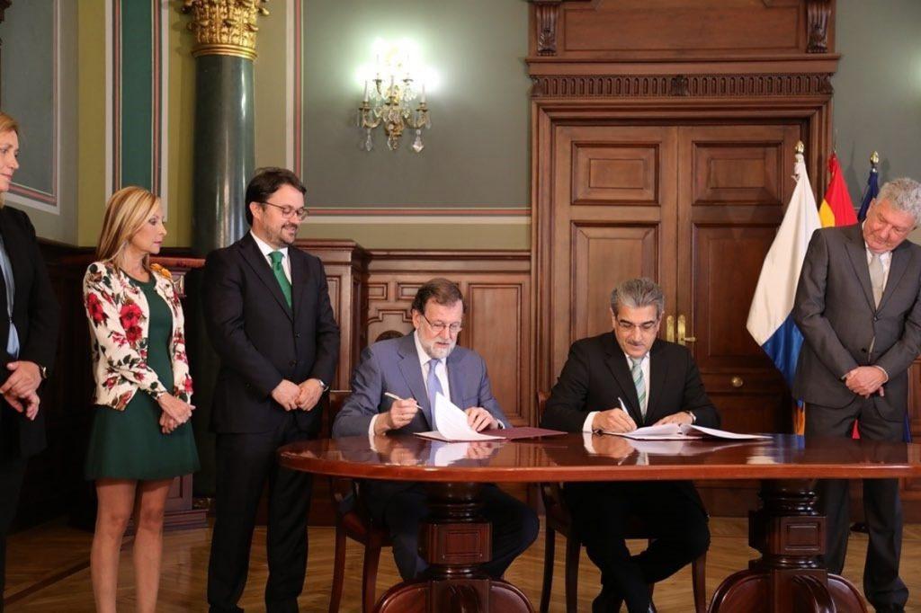 Rodríguez (NC) ve en los PGE de 2018 «contenidos relevantes» para contribuir al desarrollo del país