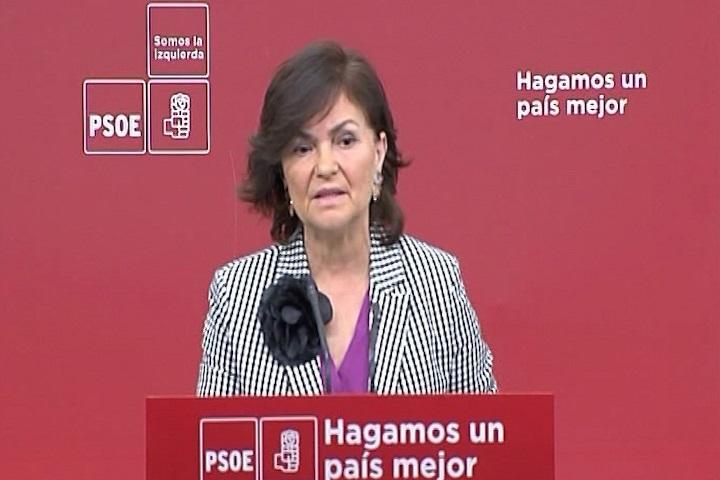 Calvo (PSOE) califica de «incoherencia» con el ideario de Podemos la compra del chalet de Iglesias y Montero