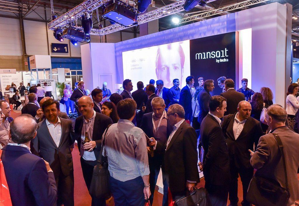 Minsait (Indra) aborda las principales tendencias de la transformación digital en el DES2018