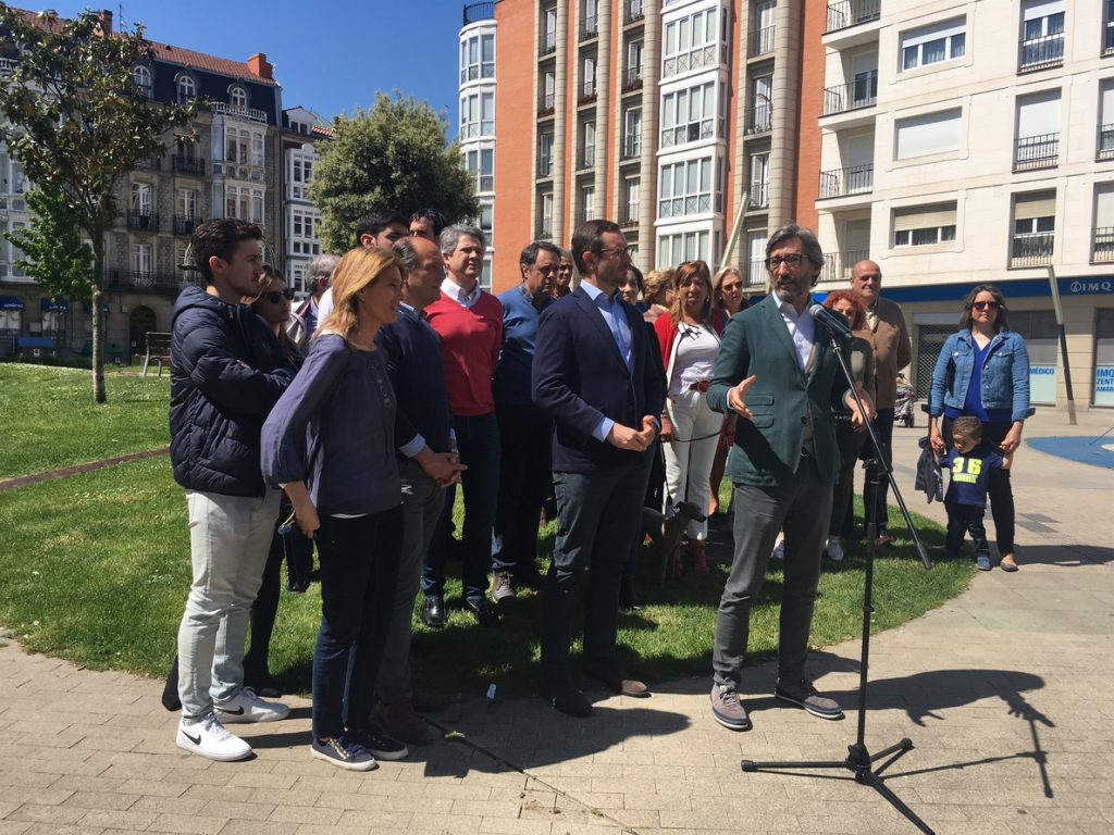 PP dice que el mensaje de independentistas en Cataluña tendrá una respuesta «contundente y desde la unidad política»