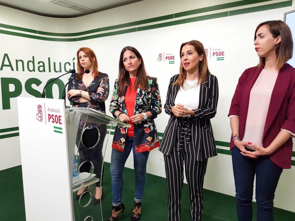 PSOE-A pide «mayor sensibilidad» a Gobierno y UE con la inmigración ilegal que convierte las costas andaluzas en «fosas»
