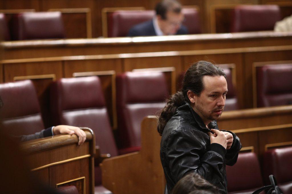 Un diputado regional de Podemos acusa a Iglesias y Montero de «dinamitar» el partido como organización