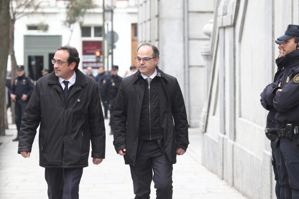 Turull y Rull dicen que es «prevaricación» no publicar su nombramiento en el Diario de la Generalitat