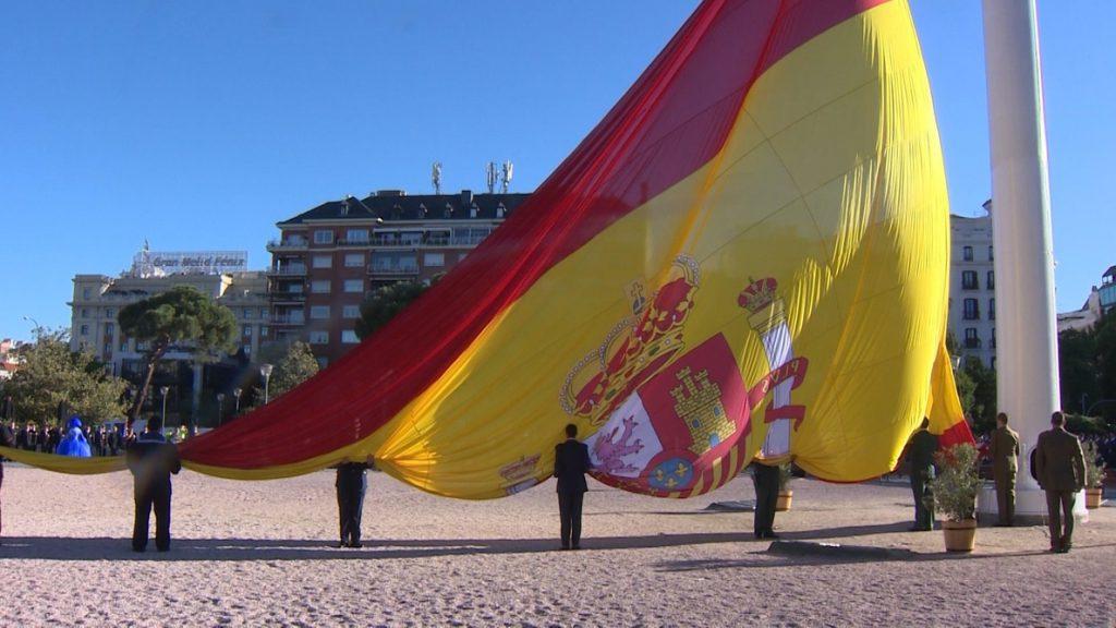 La bandera española cumple 175 años: Isabel II la impuso por real decreto en 1843 como enseña común de los Ejércitos