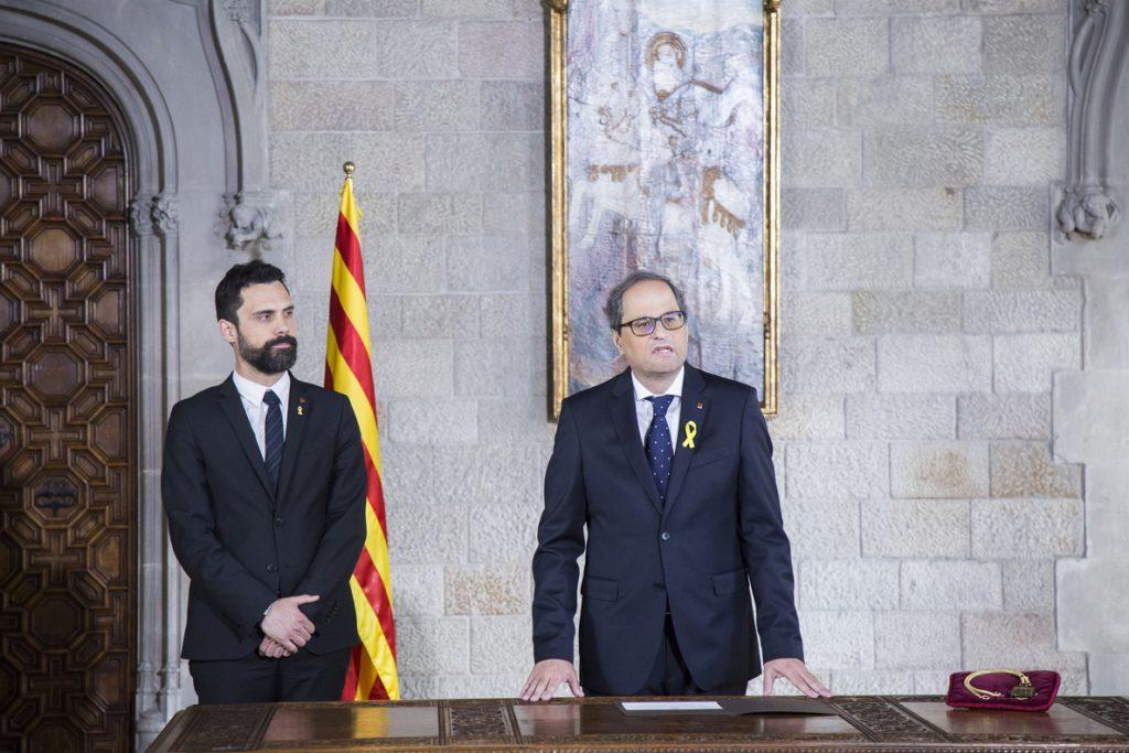 La situación en Cataluña vuelve al Pleno del Senado en una sesión marcada por la ausencia de los ministros