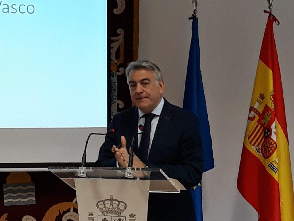 De Andrés (PP)advierte a PNV de que no apoyar los PGE supondría un «perjuicio» para todos los ciudadanos