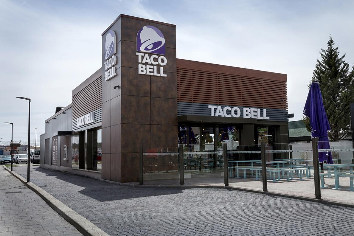 CBG se hace con los derechos de Taco Bell en España y abrirá 210 restaurantes en diez años