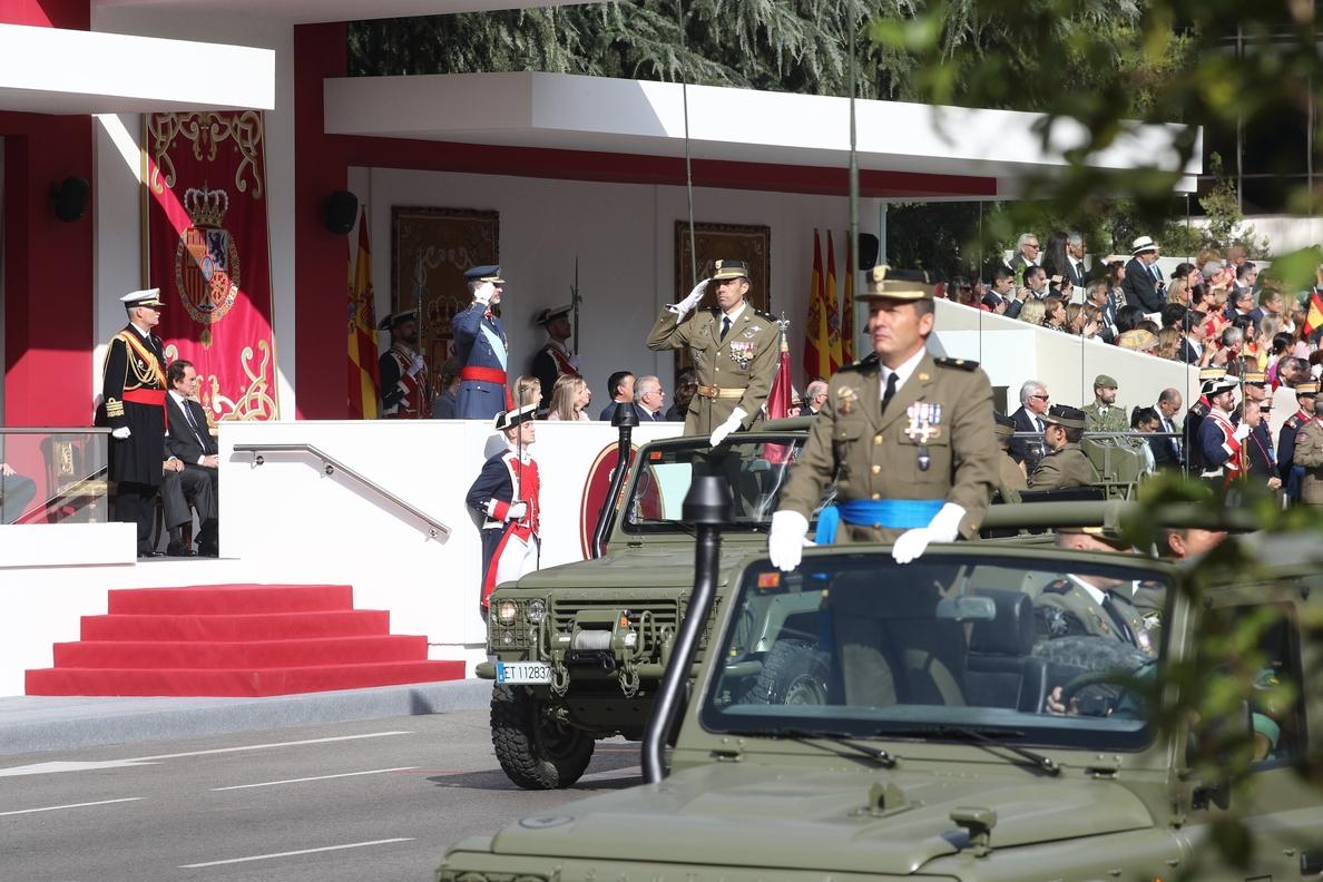 Defensa duplica el coste del Día de las Fuerzas Armadas, que se celebra este sábado en Logroño