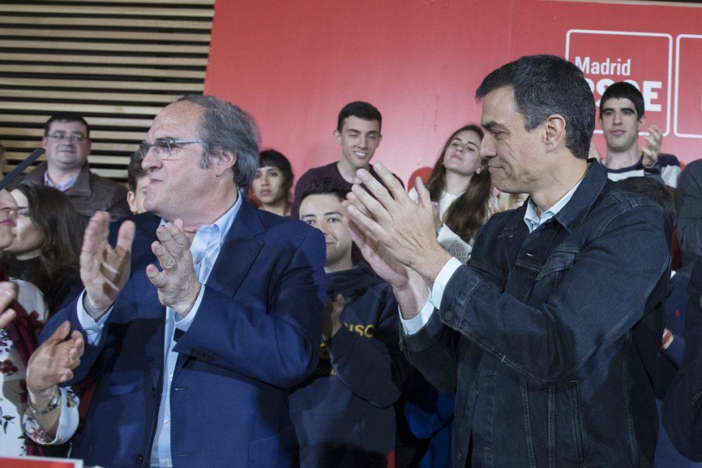 Ferraz da luz verde al proceso para confirmar a Gabilondo como candidato a la Comunidad de Madrid