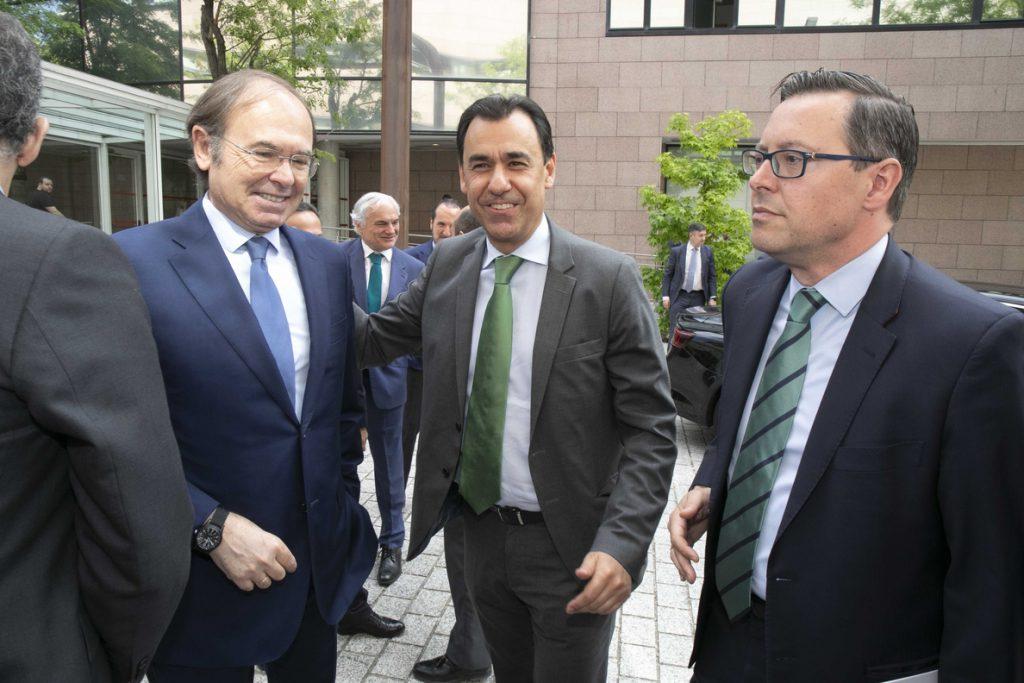 García-Escudero dejará para la próxima semana la renovación del PP de Madrid, una vez cerrado el Gobierno de Garrido