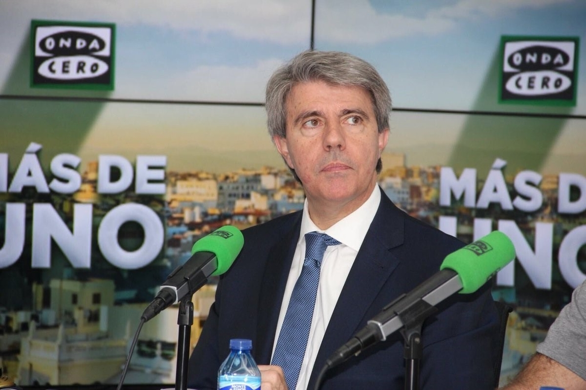 Garrido descarta que Pedro Sánchez esté detrás de la filtración del máster de Cifuentes