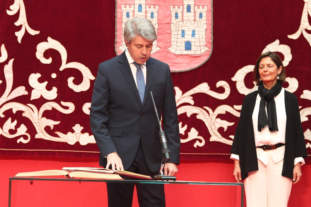 Garrido defiende que ya no hay ninguna crisis en Madrid y que están intentando trabajar «otra vez»