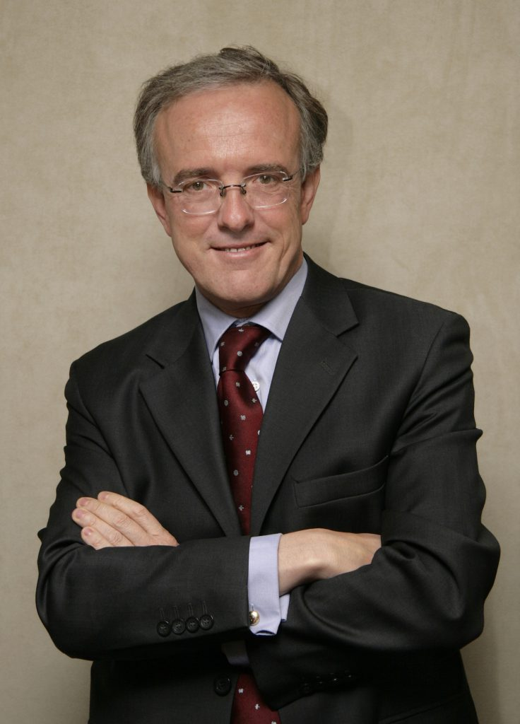 Jorge Sendagorta cede las funciones de primer ejecutivo de Sener a Jorge Unda
