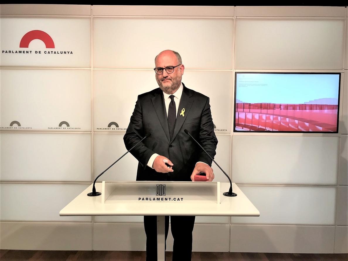 JxCat pide al PSOE que no se deje llevar por la «lucha» entre PP y Cs sobre Cataluña