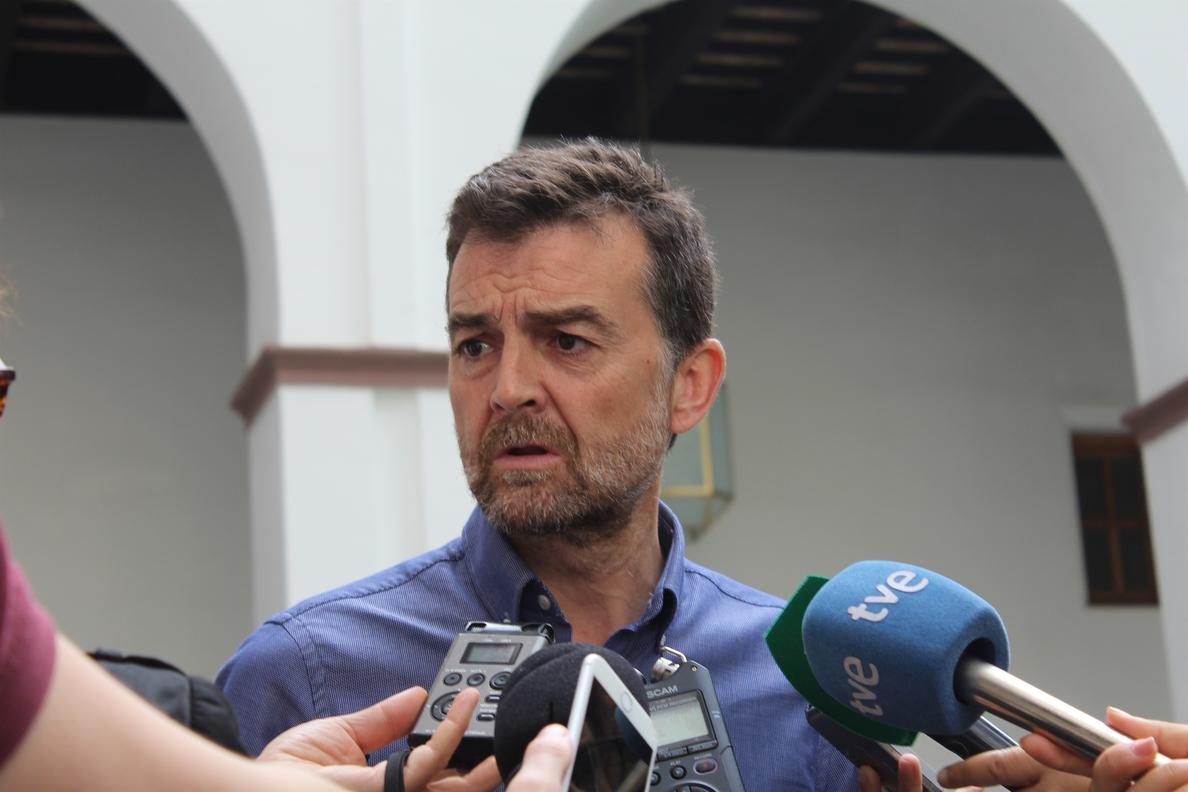 Maíllo (IU): O Susana Díaz «desmiente categóricamente» las acusaciones de la juez Alaya «o se tendrá que ir»