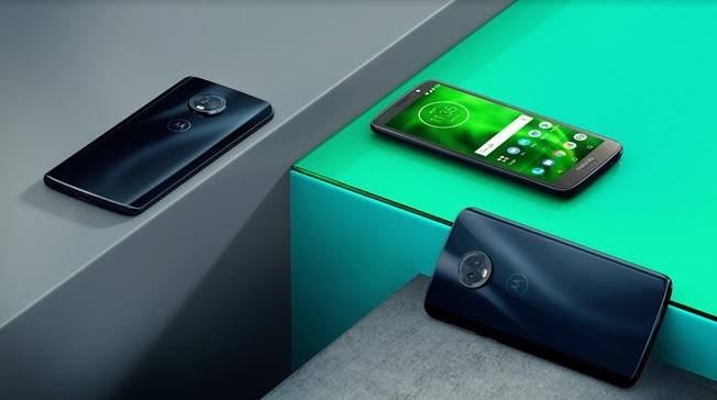 Motorola comercializa en España el 'smartphone' moto g6