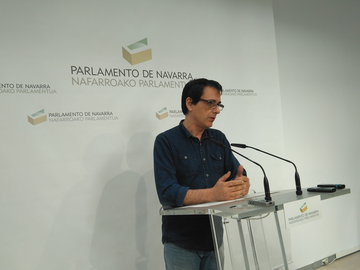 Podemos Navarra cree que la compra del chalé denota «mentalidad pequeño burguesa» y pide que se anule la consulta
