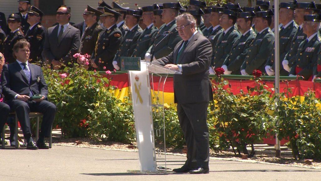 Zoido asegura que España «tiene un Sistema Nacional de Protección Civil» capaz de prestar apoyo a países vecinos